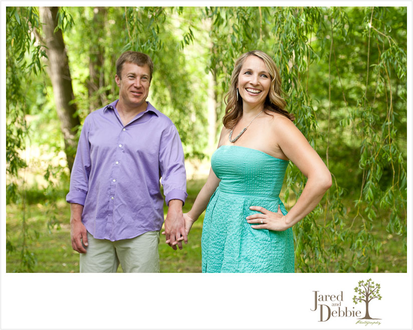 Wedding Photographers in Plattsburgh NY, Jared and Debbie Photography capture an engagement session in Alburgh VT