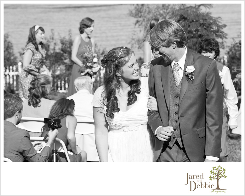 Wedding at Valcour Conference Center by Jared and Debbie Photography