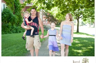 Family portrait session in Plattsburgh NY with Jared and Debbie Photography