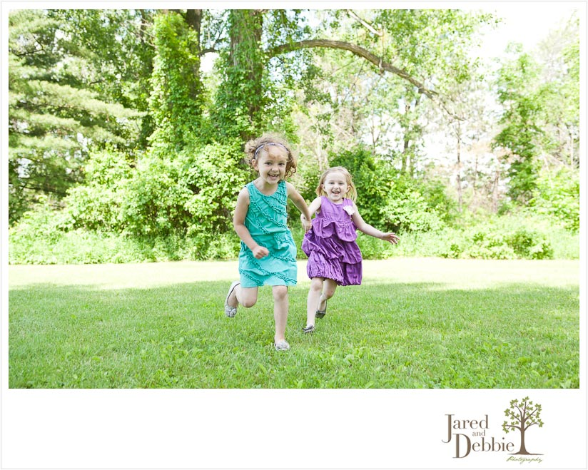 Family photos in Plattsburgh NY with Jared and Debbie Photography