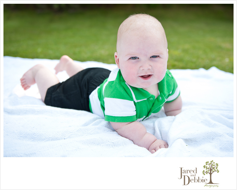 Family Portrait Session with Jared and Debbie Photography