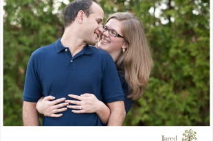 First Anniversary Session with Jared and Debbie Photography