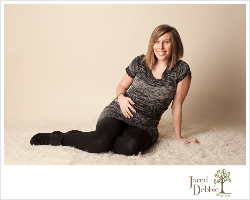 Maternity Session with Jared and Debbie Photography