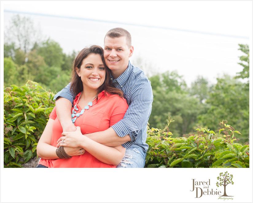 Wedding Anniversary Photo Session with Jared and Debbie