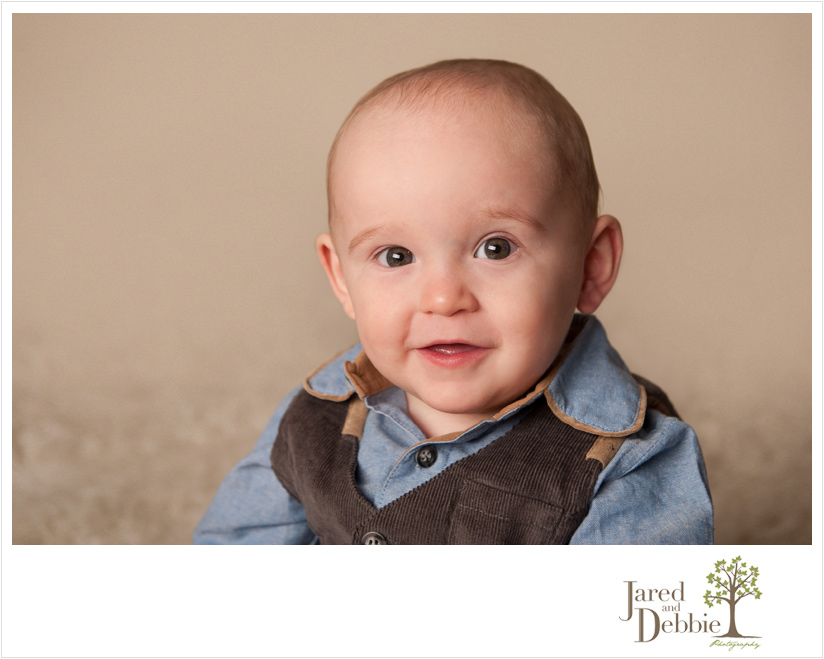 Jared and Debbie Plattsburgh BAby Photographers