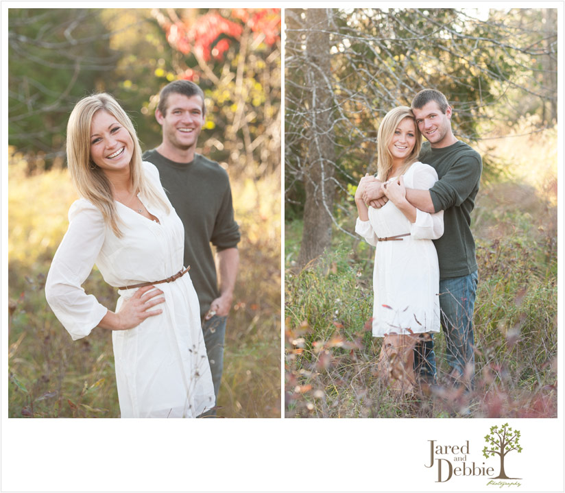 Engagement Session with Jared and Debbie Photography